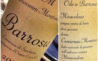 Doc Cannonau di Sardegna Barrosu -...