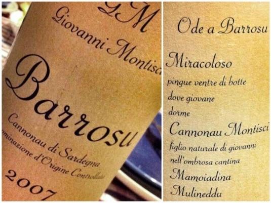 Doc Cannonau di Sardegna