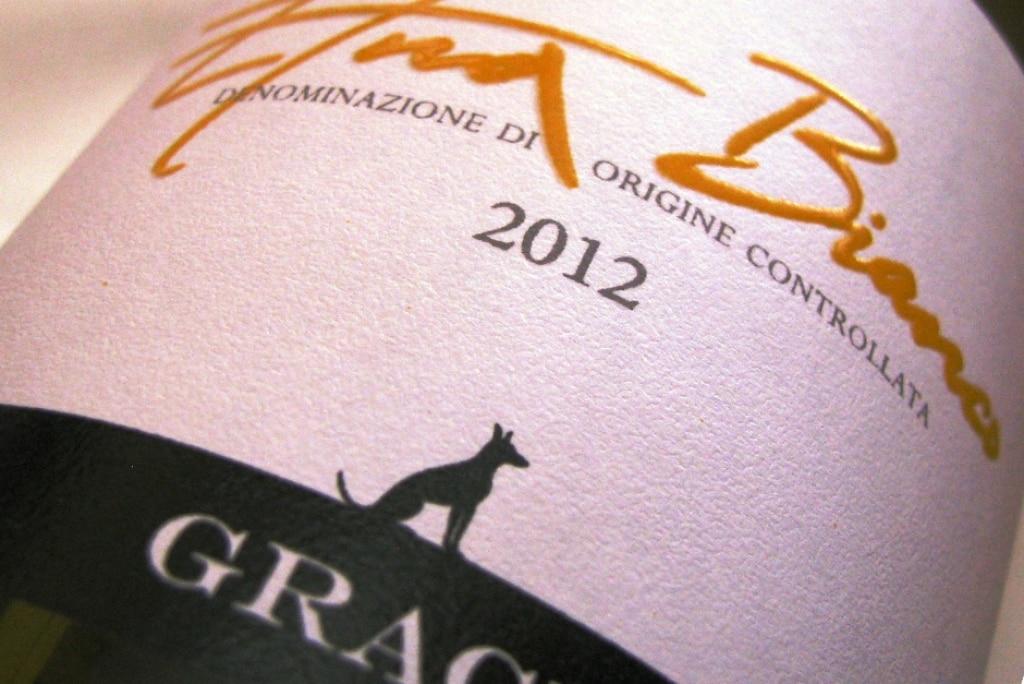 DOC Etna Bianco - Graci 2012