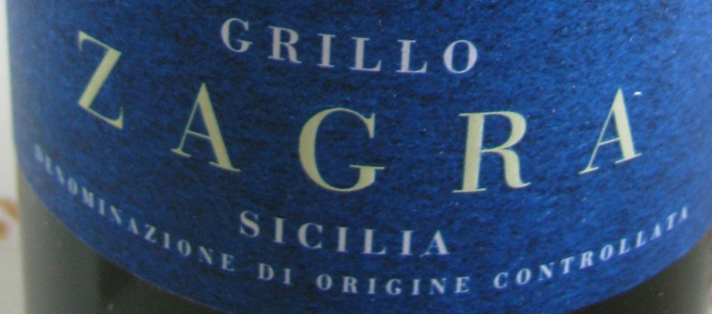 DOC Sicilia Bianco Grillo Zagra - Valle dell'Acate 2014