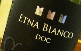 DOC Etna Bianco - Tenuta Monte Gorna 2013