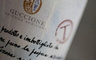 Vino da Tavola T - Francesco Guccione