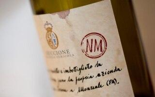 Vino rosso NM - Francesco Guccione