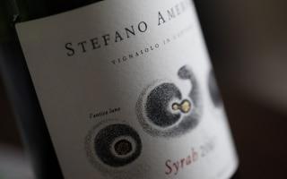 DOC Cortona Syrah - Stefano Amerighi 2007
