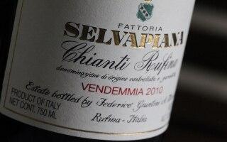DOCG Chianti Rufina - Fattoria Selvapiana...