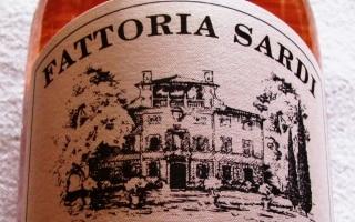 IGT Toscana Rosato - Fattoria Sardi...