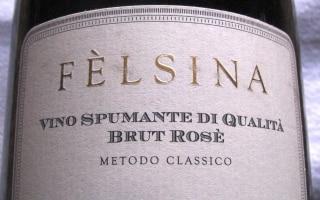 VSQ Metodo Classico Brut Rosé - Felsina