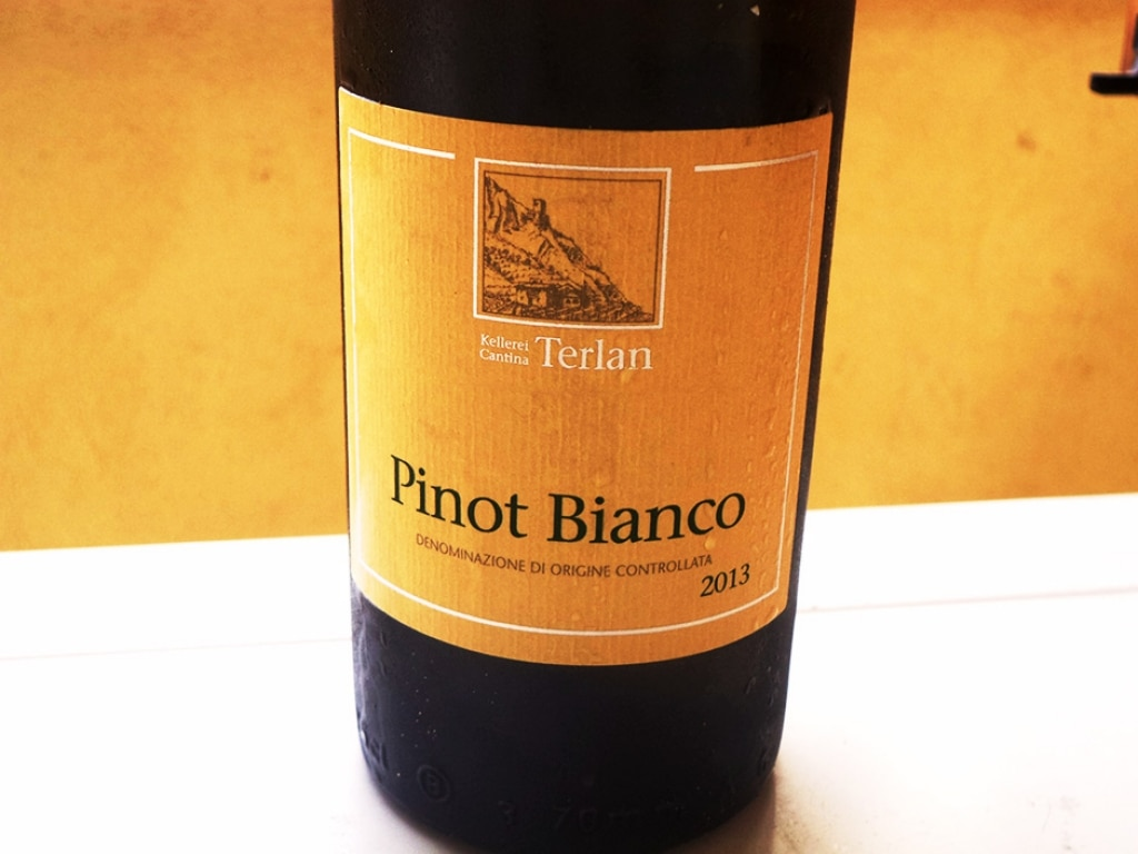 DOC Alto Adige Pinot Bianco – Terlano 2013