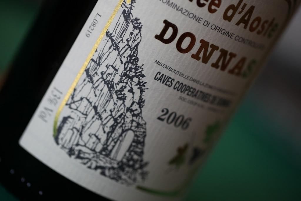 DOC Vallèe d'Aoste Donnas - Caves Cooperatives de Donnas 2006