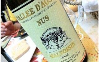 Doc Vallée d'Aoste Nus Malvoisie - La Crotta...
