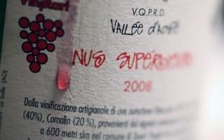 DOC Vallèe d'Aoste Nus Superieur - Vini Rari...
