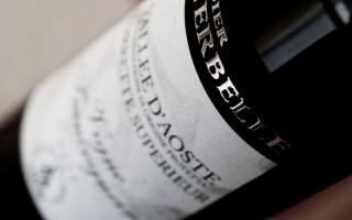 DOP Vallee d'Aoste Torrette Superieur Vigne...