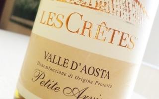 DOC Valle d'Aosta Petite Arvine – Les Crȇtes...