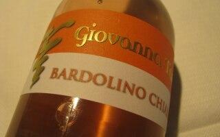 DOC Bardolino Chiaretto - Giovanna Tantini...