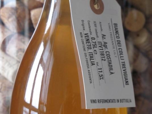 IGT Vino Frizzante Bianco dei Colli Trevigiani - Costadilà s.a.