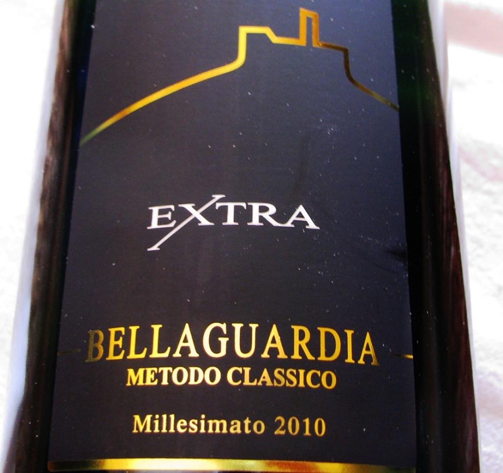 VSQ Metodo Classico Extra Brut - Bellaguardia 2010