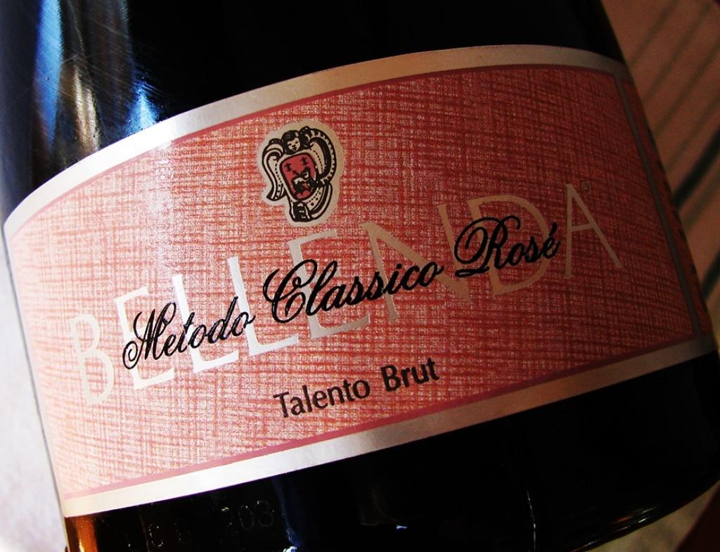 VSQ Metodo Classico Brut Rosé - Bellenda 2006