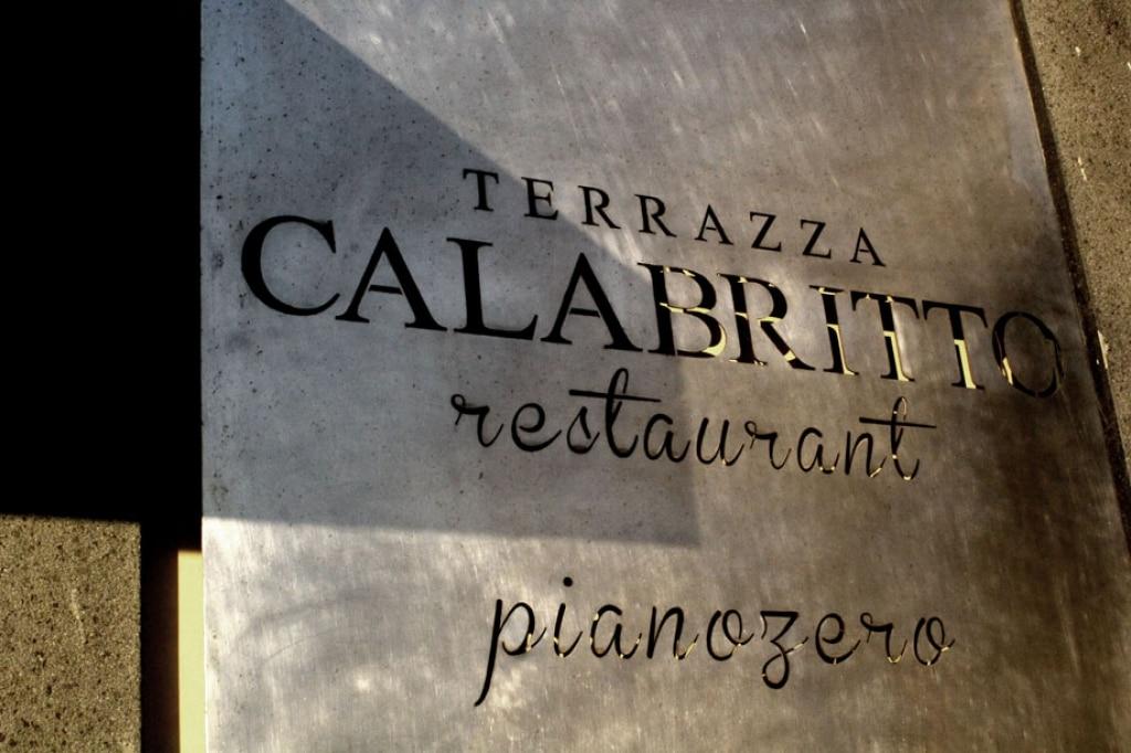 Terrazza Calabritto Napoli Cucchiaio D Argento