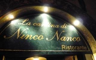 La Cantina di Ninco Nanco, Roma