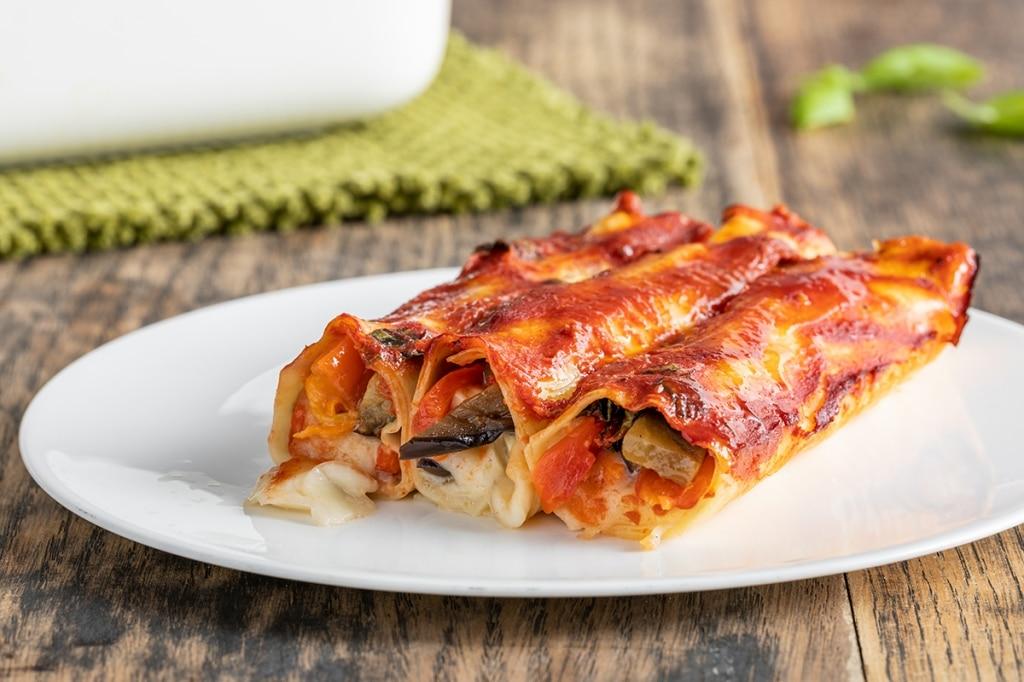Cannelloni alle verdure