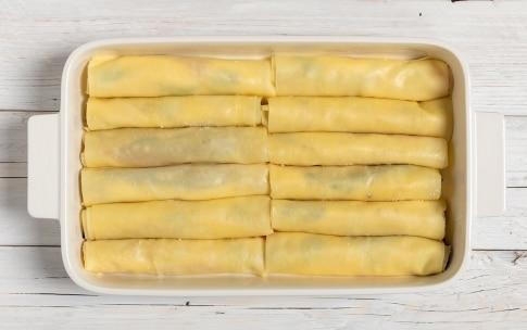Preparazione Cannelloni alle verdure - Fase 4
