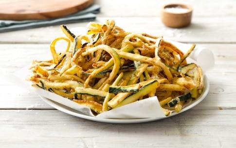 Preparazione Zucchine fritte alla romana - Fase 3