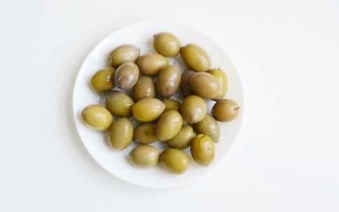 Preparazione Olive all'ascolana - Fase 1