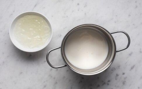 Preparazione Panna cotta - Fase 1