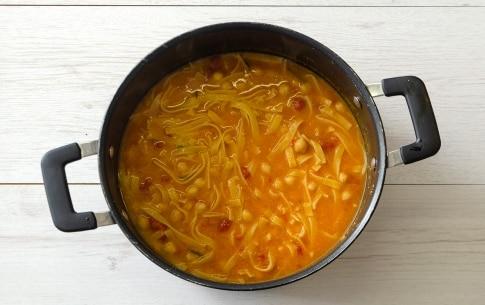 Preparazione Pasta e ceci alla toscana - Fase 4