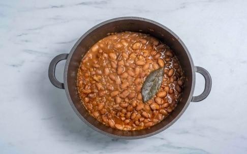 Preparazione Pasta e fagioli - Fase 4