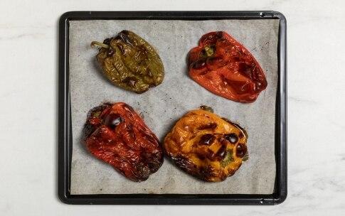 Preparazione Peperoni arrosto - Fase 1