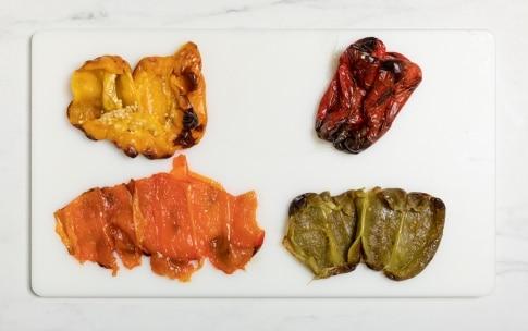Preparazione Peperoni arrosto - Fase 2