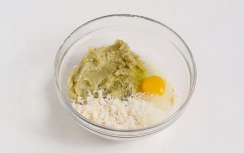 Preparazione Polpette di melanzane - Fase 2