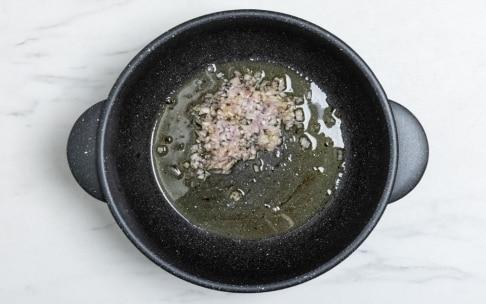 Preparazione Risotto con salsiccia - Fase 2