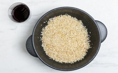 Preparazione Risotto con salsiccia - Fase 3