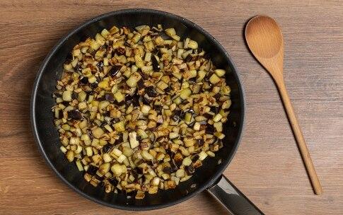 Preparazione Insalata di pasta con caponata di verdure - Fase 2
