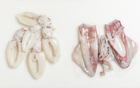 Preparazione Zuppa di pesce misto - Fase 1