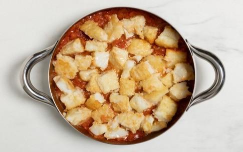 Preparazione Baccalà con cipolle - Fase 3