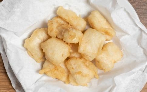 Preparazione Baccalà fritto - Fase 2