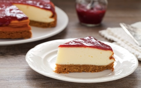 Preparazione Cheesecake - Fase 4
