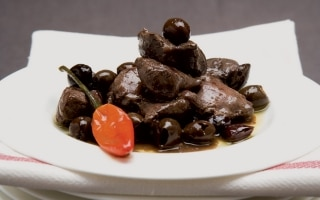 Cinghiale alle olive