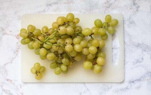 Preparazione Confettura d'uva - Fase 1