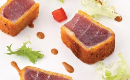 Cotolette di tonno