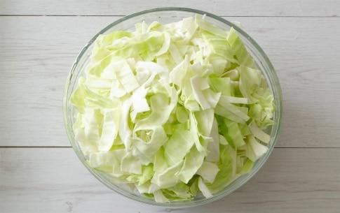 Preparazione Crauti alla pancetta - Fase 1