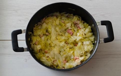 Preparazione Crauti alla pancetta - Fase 2