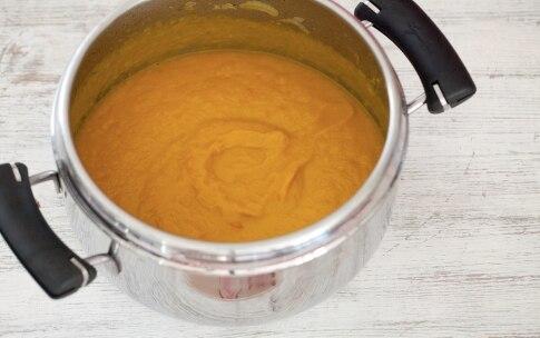 Preparazione Crema di carote e finocchi - Fase 3
