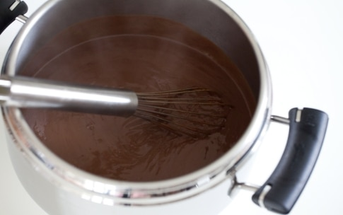 Preparazione Crema al cioccolato - Fase 4