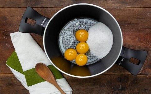 Preparazione Crema pasticciera - Fase 1