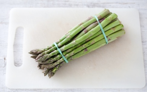 Preparazione Crepes agli asparagi - Fase 1