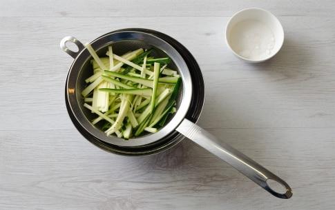 Preparazione Crostata di verdura - Fase 1
